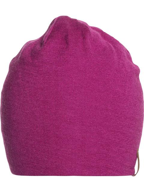 Giesswein Dachstein Strickmütze purple